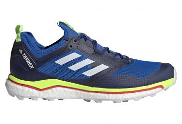 Adidas Terrex Agravic Xt Azul Negro Hombres 42