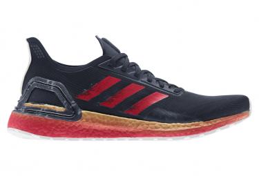 Zapatillas adidas running UltraBoost PB para Hombre Negro / Rojo