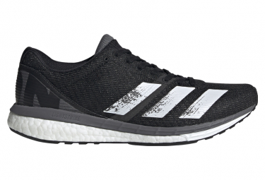 adidas adizero Boston 8 Black White Women