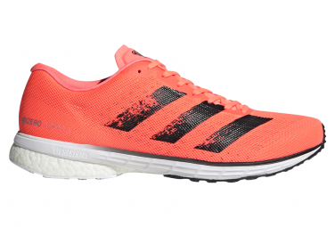 adidas adizero Adios 5 Orange Black Men