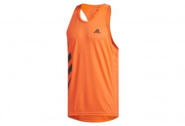 adidas OTR Singlet Orange Men