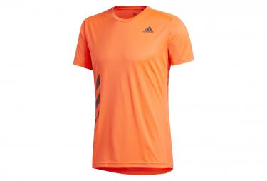 adidas Kurzarmtrikot Run It PB Orange Men