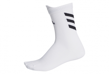 adidas Socks Alphaskin Crew Ultralight White Unisex