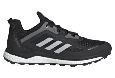 Chaussures de Trail adidas running Terrex Agravic Flow Noir / Blanc