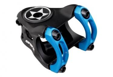 Spank Split Stem 0 31.8 mm Negro Azul