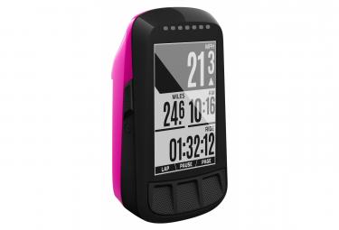 Medidor GPS Wahoo Fitness Elemnt Bolt Black