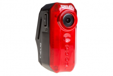 Cycliq Fly6 V Bike Camera With Rear Light