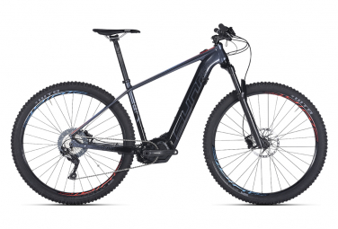 Sunn Electric MTB Hardtail Flash S1 Shimano SLX 11s Black 2020