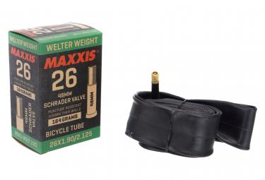 Chambre à Air Maxxis Welter Weight 27.5'' Presta 60 mm RVC