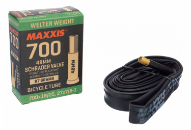 Maxxis Welter Weight 700 mm Light Tube Schrader 48 mm