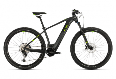 Cube Electric MTB Hardtail Reaction Hybrid SLT 500 Shimano XT/SLX 12s 29