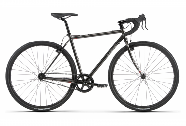 Bombtrack Arise 1 Gravel Bike Single Speed Glossy Metallic Black