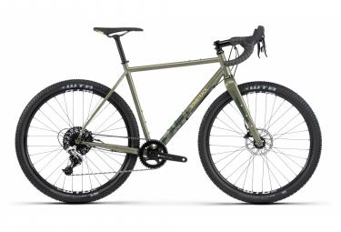 Bombtrack Hook EXT Gravel Bike Sram Rival 11V Matt Forest Green