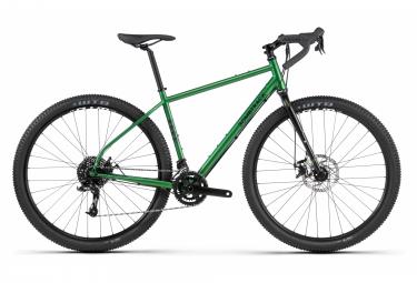 Bombtrack Beyond Gravel Bike Sram GX/X5 10V Matt Metallic Green