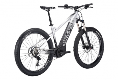 VTT Semi-Rigide Electrique Sunn Rage S2 Shimano Deore 10v Noir / Blanc 2020