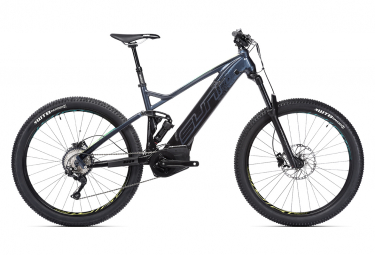 Electric Full Suspension MTB Sunn Charger S2 Shimano Deore 10V 27.5'' Plus 2020