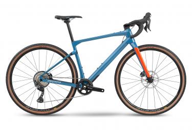 Gravel Bike BMC URS Shimano GRX 11V 2020 Bleu / Orange