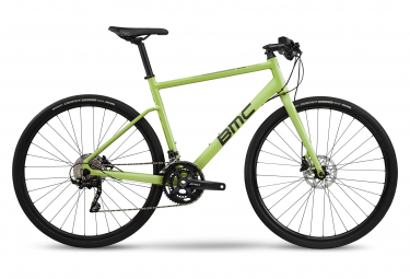 Bicicleta Ciudad BMC Alpenchallenge 02 Two 700 Vert