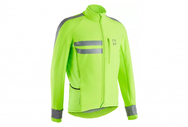 Trium RC500 Softshell Jacket Yellow Fluo