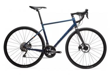 Vélo de Route Triban RC 520 Road Shimano 105 11V 2020 Bleu
