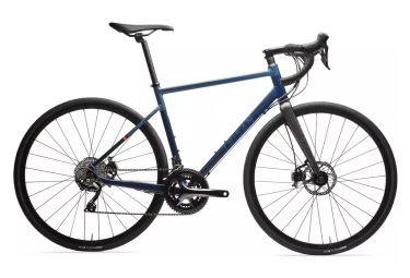Vélo de Route Triban RC 520 Road Shimano 105 11V Bleu