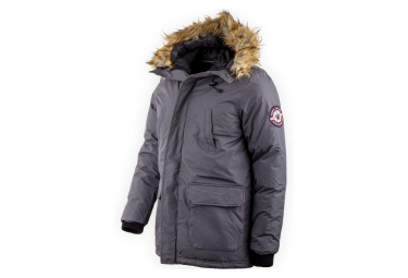 Natson Homme Parka Gris Simon and sons