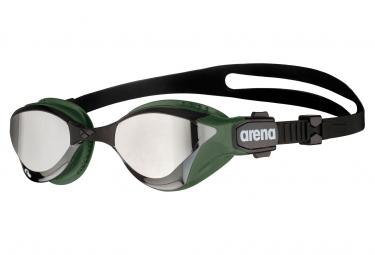 Arena Cobra Tri Swipe Mirror Green