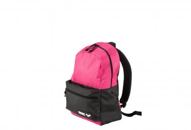 ARENA TEAM BACKPACK 30 Black Pink
