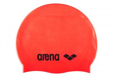 Bonnet ARENA CLASSIC Rouge Fluo
