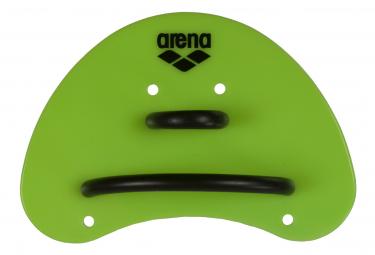Arena Elite Finger Paddle ACID Vert