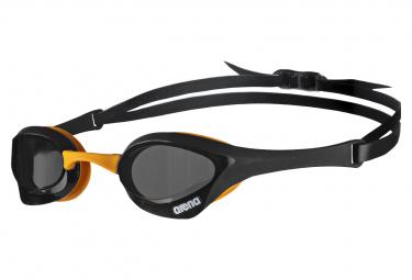 Arena Cobra Ultra Smoke Goggles Black Orange
