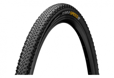 Continental Terra Speed 650b Pneumatico da ghiaia Tubeless Ready Folding ProTection BlackChili E-Bike e25