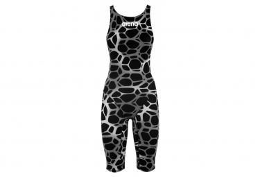 ARENA Pwrskin St Fbslo Ltd Edition Women's Swimwear suit Black Silver