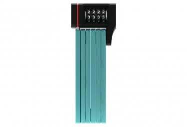 Abus Bordo Ugrip 5700c   80 Core Plegable Lock Green Sh