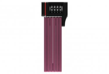 Cerradura Plegable Abus Bordo Ugrip 5700c   80 Core Violet Sh