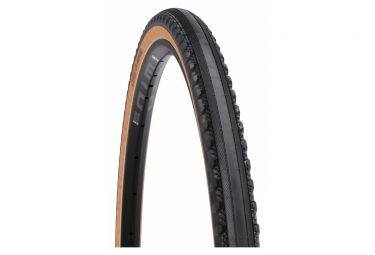 WTB ByWay 700 mm Gravel Tire Tubeless UST Folding Road Plus TCS Dual Compound Tanwall