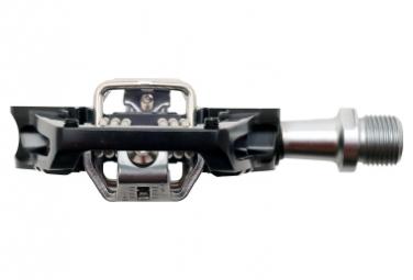 Paire de Pédales Automatiques HT GT1 Noir