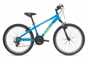 Gitane Kobalt 24 Kids Hardtail MTB Shimano Tourney 6S 24'' Blue 2020