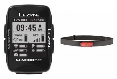 Contador GPS Lezyne Macro Easy