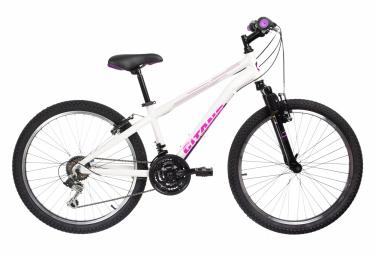 Gitane Kobalt 24 Kids Hardtail MTB Shimano Tourney 6S 24'' White Pink 2020