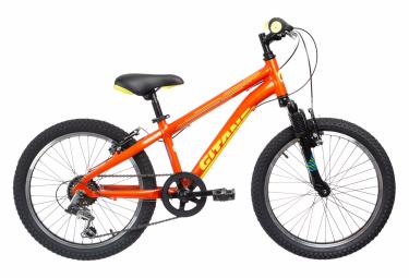 Gitane Kobalt 20 Kids Hardtail MTB Shimano Tourney 6S 20'' Orange 2020