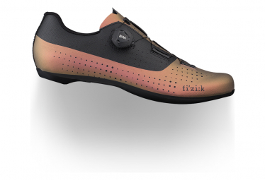 Zapatillas de carretera 2020 FIZIK Tempo Overcurve R4 Copper / Black