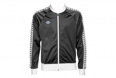 ARENA Relax IV Team Men's Jacket Black White