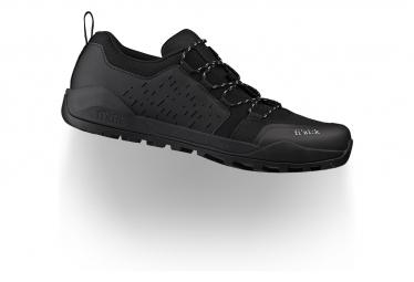 Paire de Chaussures VTT Fizik Terra Ergolace X2 Noir