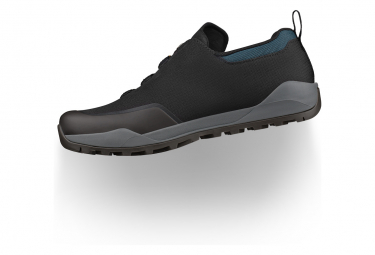 Paar Fizik Terra Ergolace X2 MTB-Schuhe Schwarz