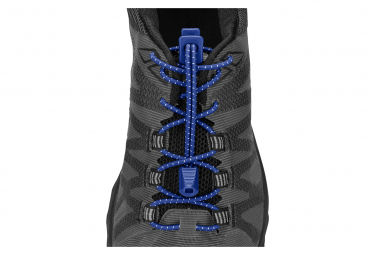 Nathan Reflective Run Laces Blue Laces