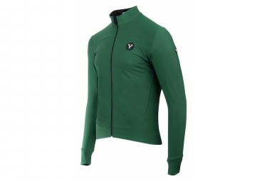 LeBram Allos Long Sleeve Jersey Agave Green