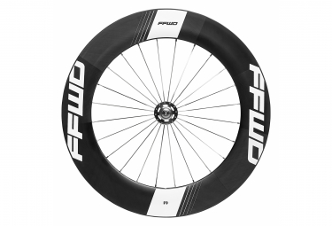 Roue Avant Fast Forward F9T Carbon Boyau | 9x100 mm Blanc