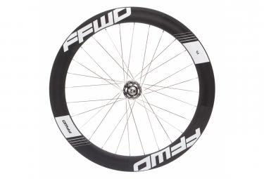Rear Wheel Fast Forward Track F6T Carbon Hose | 10x120mm | White