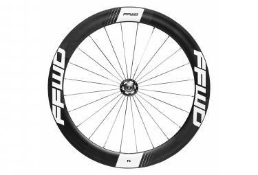 Fast Forward F6T Carbon Front Wheel Tubular White